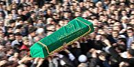 Vali Tapsız, Hüseyin Gökçenin cenazesine katıldı