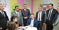 Viranşehir Hadi Kutlu Lisesinde Z-Kütüphanesi açıldı