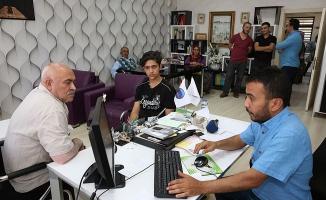 """Büyükşehir Belediyesi, Öğrencilere ve Ailelerine """"Tercih"""" Hizmeti Veriyor"""