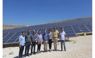 Büyükşehir'in Örnek Projesi Makine Mühendisleri Tarafından Ziyaret Edildi