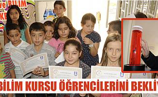 Karaman'da yaz bilim kursu başlıyor