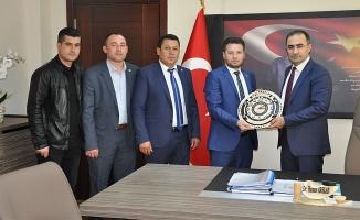 Türkiye Sağlık İşçileri Sendikası Konya Şube Başkanı ve Genel Başkan Vekili Hakan TOY