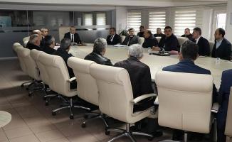 15. Muhtarlar Toplantısı Vali DİRİM Başkanlığında Yapıldı