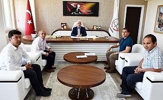 Karaman Anadolu Lisesinden 'Zorba Olma Kanka Ol' Projesi