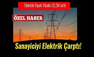 Sanayiciyi Elektrik Çarptı!