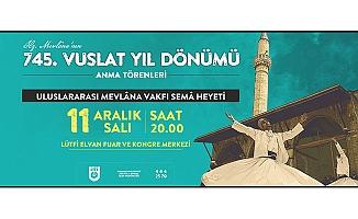 ŞEB-İ ARUS TÖRENLERİ KARAMAN'DAN BAŞLIYOR