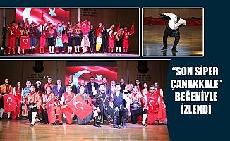 """""""SON SİPER ÇANAKKALE"""" BEĞENİYLE İZLENDİ"""