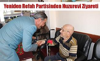 Yeniden Refah Partisinden Huzurevi Ziyareti