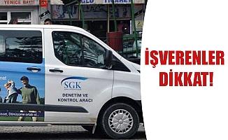 İŞVERENLER DİKKAT!