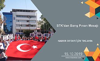 STK'dan Barış Pınarı Mesajı