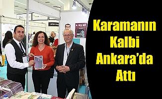 Karamanın Kalbi Ankara'da Attı