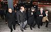 Başkan Çelik, yangın çıkan Kocasinan Belediyesi#39;ni ziyaret etti