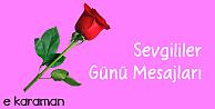 14 şubat sevgililer günü mesajları, güzel sözler