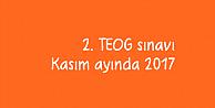 2. TEOG sınavı Nisan ayında 2017