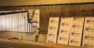 Ankara Büyükşehir Belediyesi'nden alt geçitlere yalıtım kaplaması