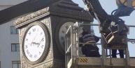 Ankara Büyükşehir Belediyesi'nden meydan saatlerine bakım