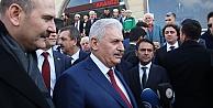 Başbakan Yıldırım, gazetecilere gündeme dair açıklama yaptı