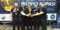 Büyükşehir Bilardo Takımı Türkiye Üçüncüsü