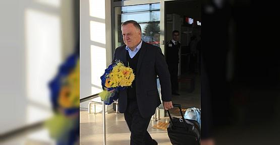 Fenerbahçe kafilesine Gaziantep'te şok tepki