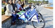 İzmir'de Bisiklet Kenti Hedefi
