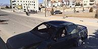 Karaman'da otomobil takla attı: 1 yaralı var