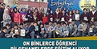 Konya' lı öğrenciler Bilgehanelerde Eğitim Alıyor