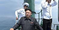 Kuzey Kore balistik füze denemesi yaptı