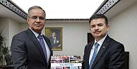 Vali Tapsız, Anadolu Ajansı (AA) , Ülkemizin Gür ve Güçlü Sesidir