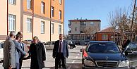 Vali Tapsız'dan Kredi Yurtlar Kurumu İl Müdürlüğüne Ziyaret