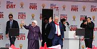Başbakan Binali Yıldırım, Karaman'da hitap etti