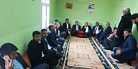 Başkan Çalışkan Viranşehir'de Aşiret liderleri ile görüştü