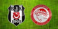 Heyecan Dorukta! Beşiktaş-Olympiakos Maçı Hangi Kanalda Saat Kaçta?