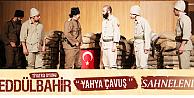 Karaman'da Çanakkale konulu tiyatro sahnelendi