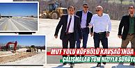 Karaman'da köprülü kavşak mayıs ayında açılıyor