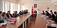 Karaman'da KÖYDES Yatırımları Değerlendirildi