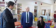 Karaman İl Müdürü Kuntoğlu, TOBB Lütfi Elvan Fen Lisesini Ziyaret Etti