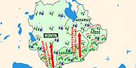 Karaman Valiliği, hava durumu yağış uyarısı