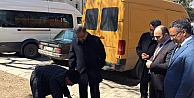 Karaman Valisi Tapsız, gönül almaya devam ediyor