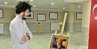 KMÜ'de Necmettin Erbakan anısına fotoğraf sergisi düzenlendi