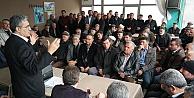 Recep Konuk, Karaman'a yüzde 80 yakışır dedi