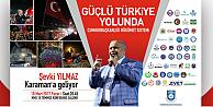 Şevki Yılmaz, Karaman'da Konferans Verecek