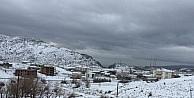 Sincik ilçesi baharı beklerken kış geldi