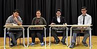TED Konya Koleji'nde Burslu Öğrencilerden Teknoloji Paneli