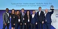 Turkcell'in 'Merhaba Umut' projesine ödül