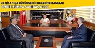 Belediye Başkanlığı koltuğuna Emine Zümra Sarıbaş oturdu