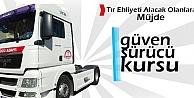 Güven Sürücü Kursu Karaman'da Tır Ehliyeti Vermeye Başladı