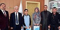 Karaman'da genç kalemler yetişiyor