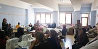 Karaman'da hanımlara kanser bilgilendirmesi yapıldı
