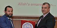 Karaman'da Yeni Dünya Düzeni Konferansı Düzenlendi