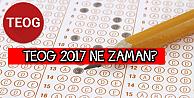 TEOG sınavı nisan ayı içerisinde yapılacak